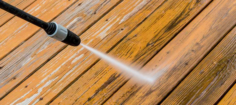 gutter cleaning and pressure washing near me