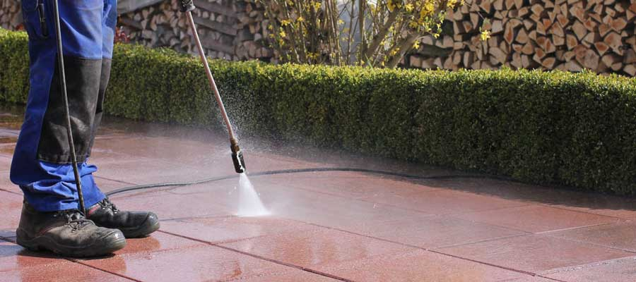 industrial pressure washing services near me