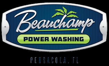 PowerWashingBeauchamp.Com Logo